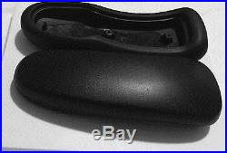 100 Vinyl Arm Pads Pair (Armpads) For Herman Miller Aeron Chair
