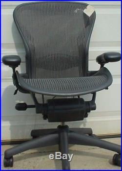 10 Herman Miller Aeron Chairs