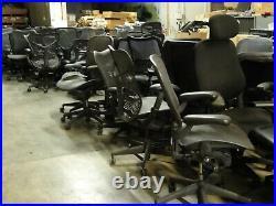 (1) Herman Miller Aeron Chairs
