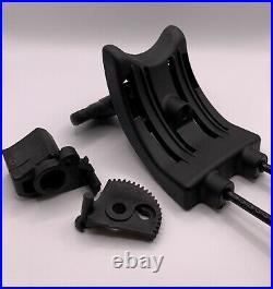 1 OEM Herman Miller Aeron Tilt Limiter Forward Tilt Cables Parts Fits A B C size