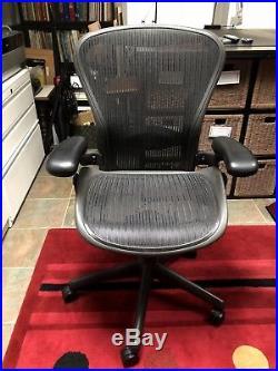 6 Herman Miller Aeron Chairs   Buy 1, Buy All, $295 EACH