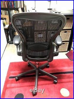 6 Herman Miller Aeron Chairs - Buy 1, buy all, $295 EACH