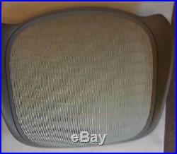Aeron Chair Replacement Seat Size B Wave Pellicle 4F03 Quartz