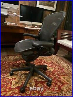Aeron Herman Miller Office Chair
