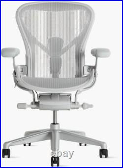 Authentic Herman Miller Aeron Chair, A Design Within Reach