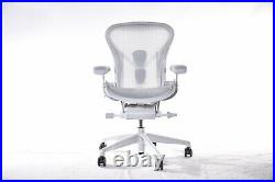 Authentic Herman Miller Aeron Chair, A Size Design Within Reach