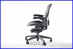 Authentic Herman Miller Aeron Chair B Size Medium DWR