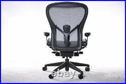 Authentic Herman Miller Aeron Chair, C Design Within Reach