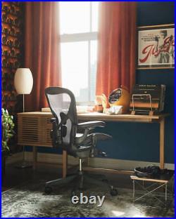 Authentic Herman Miller Aeron Chair, C Large DWR