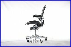 Authentic Herman Miller Aeron Chair C / Large Size DWR