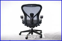 Authentic Herman Miller Aeron Chair Gaming Chair Medium Size B DWR