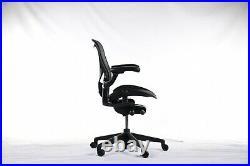 Authentic Herman Miller Aeron Chair Gaming Chair Size B Medium DWR