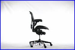 Authentic Herman Miller Aeron Chair Gaming Chair Size-B, Medium DWR