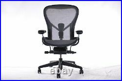 Authentic Herman Miller Aeron Chair Gaming Chair Size C DWR