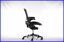 Authentic Herman Miller Aeron Chair Gaming Chair Size-C-Large DWR
