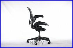 Authentic Herman Miller Aeron Chair, Medium / Size B Design Within Reach