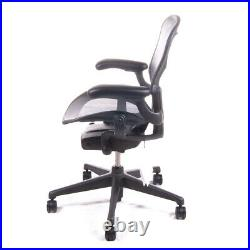 Authentic Herman Miller¨ Aeron¨ Chair Size A Design Within Reach