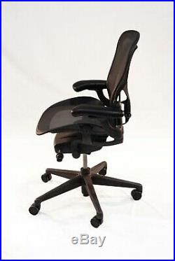 Authentic Herman Miller Aeron Chair Size B DWR