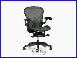 Authentic Herman Miller Aeron Chair, Size B, Design Within Reach