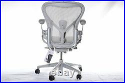 Authentic Herman Miller Aeron Chair, Size- B Design Within Reach