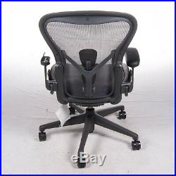 Authentic Herman Miller¨ Aeron¨ Chair Size B Design Within Reach