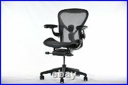 Authentic Herman Miller Aeron Chair Size-B, Medium DWR