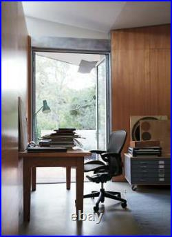 Authentic Herman Miller Aeron Chair Size-B, Medium Design Within Reach