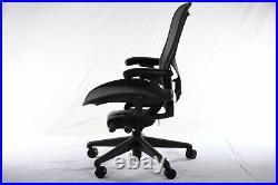 Authentic Herman Miller Aeron Chair Size C Large DWR