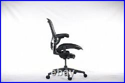 Authentic Herman Miller Aeron Chair Size-C, Large Design Within Reach