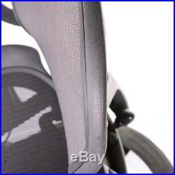 Authentic Herman Miller Aeron Work Stool Design Within Reach