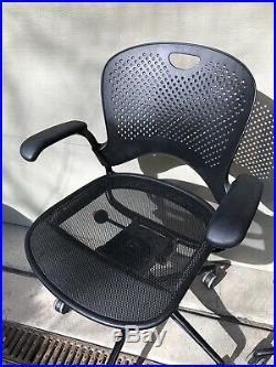 Authentic Herman Miller Caper Multipurpose Chair Aeron Ergonomic $450+ Retail