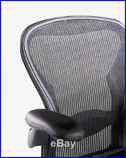 BRAND NEW Herman Miller Aeron Ergonomic Computer Home Office Chair Large Size C