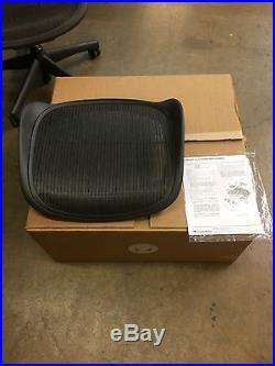 Brand New OEM Herman Miller Aeron chair Seat. B Size frame