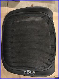 Brand New OEM Herman Miller Aeron chair Seat. B Size frame 3D01/G1
