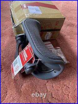 Engineered Now Headrest Classic Herman Miller Aeron Chair H3 REMASTERED CARBON