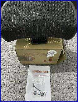 Engineered Now Headrest Classic Herman Miller Aeron Chair H4 LEAD