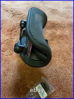 Engineered Now The Original Headrest for Herman Miller Aeron Chair H3 GRAPHITE