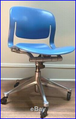 Ergonomic EQUA Desk Chair, DON CHADWICK, Precursor to Aeron Chair