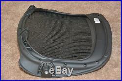GENUINE OEM Herman Miller Aeron Seat Pan Replacement Size B Medium Black 3D01