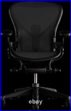 HERMAN MILLER AERON CHAIR SPECIAL GAMING EDITION Size B