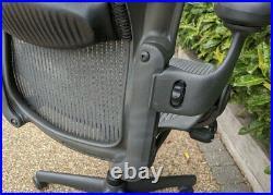 Herman Miller Aeron B Office Chair fully loaded