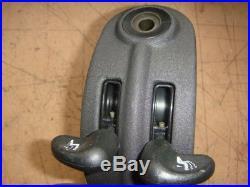 Herman Miller Aeron B Right and Left Arm Assemblys 165366 LH 165365 RH