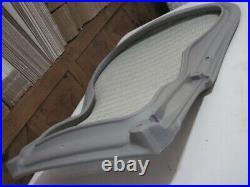 Herman Miller Aeron Back Smoke Frame & Wave Mesh SIZE C Large Graphite #20