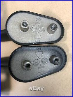 Herman Miller Aeron Chair Arms Yokes (4 Pair). Genuine Herman Miller Aeron Parts
