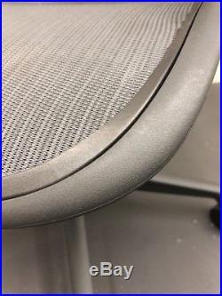 Herman Miller Aeron Chair Floor Models Size B Office Designs Outlet