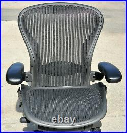 Herman Miller Aeron Chair Lumbar Support- Size B Very Good