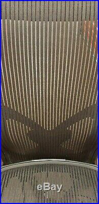 Herman Miller Aeron Chair PostureFit Size C