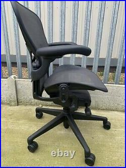 Herman Miller Aeron Chair Remastered Size B Fully Loaded 2020 GAMING Edition