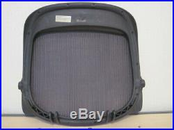 Herman Miller Aeron Chair Replacement SEAT PAN Graphite C 1 Reinforced #35