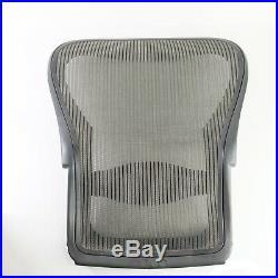 Herman Miller Aeron Chair Seat Back Rest Pad Mesh Cushion Lumbar Size C